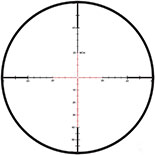 Illum. PR-1MOA reticle