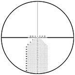 Impact-60 reticle