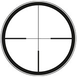 L-4A & BDC reticle