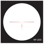 Nightforce NP2-DD Reticle