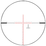 Nightforce_Mil-C reticle