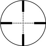Schmidt & Bender P3 Mil-Dot Reticle