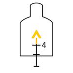 Trijicon ACOG TA11E-A Reticle