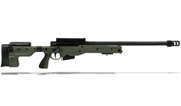 Accuracy International AT Rifle - Folding Green Stock - 308 Win 20 inch threaded bbl std brake - R10