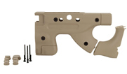Accuracy International THUMBHOLE GRIP UPGRADE KIT, FIXED,  (thumbhole backstrap, and rear end mouldi 26722PB