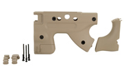 Accuracy International THUMBHOLE GRIP UPGRADE KIT, FOLDING,  (thumbhole backstrap, and rear end moul 26723PB