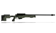 Accuracy International AT Rifle - Folding Green Stock - 308 Win 26 inch threaded bbl std brake - small firing pin - R11020-CR AT-308RFOGRQ26THSM