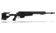 Accuracy International AX 308 Black chassis 20 inch barrel std brake with small firing pin - R10964- A-XS308WNBL20SM