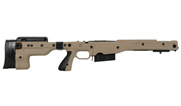 Accuracy International AT Chassis LA .300 Win Model 700 Folding Stock 2.0  PALE BROWN 26699PB 26699PB