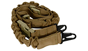 Armageddon Gear Precision Rifle Sling w/ AI Hooks Coyote Brown AG0117-CB AG0117-CB