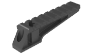 Badger Ordnance Condition One Coaxial Laser Integration Fixture (CLIF) 8 Slot Rail Black 700-20B