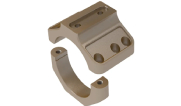 Badger Ordnance Condition One Accessory Ring Cap (ARC) 30mm Tan 700-30