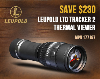 Save $200 Leupold LTO Tracker 2