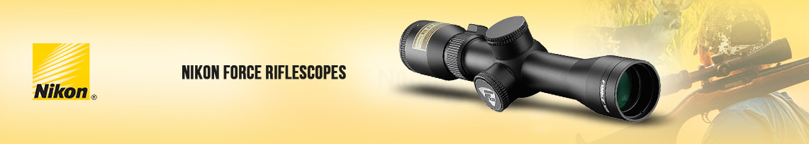 Nikon FORCE Riflescopes