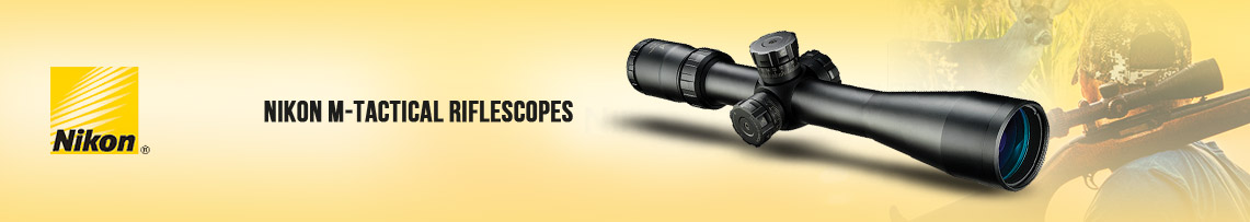 Nikon M-TACTICAL Riflescopes