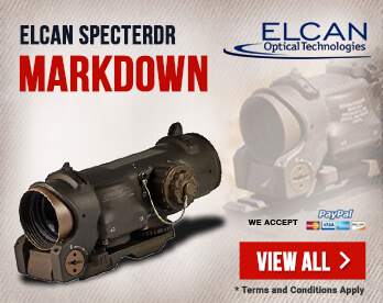 Elcan SpecterDR Scope Markdown - Limited Time Offer!