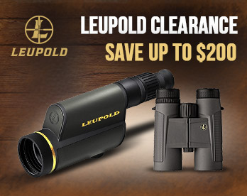 Leupold Demos and Discounts