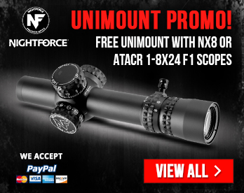 FREE Nightforce Unimount Promotion