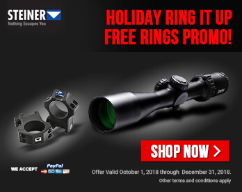 Steiner's 'Holiday Ring It Up' Free Rings Promo - Limited Time Only!