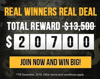 Join Our Newsletter & Win Over $13500