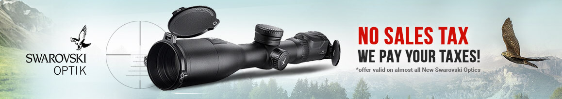 Best Swarovski Riflescopes for Hunting