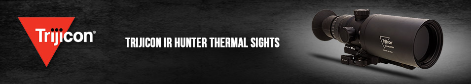 Trijicon IR Hunter Thermal Riflescopes