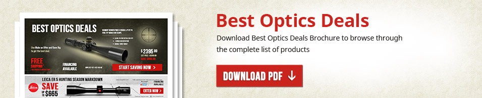 Best Optics Deals