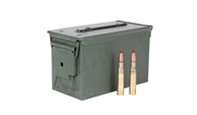 Barrett .50 BMG Lake City M17 Tracer Delinked - 100rd Can 16426