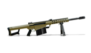 Barrett Model 82A1 CQ 50 BMG Rifle 14030
