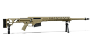 "Barrett   .338 Lapua Magnum MRAD Military Deployment Kit 24"" Fluted FDE Barrel 16223