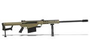 Barrett Model 82A1 50 BMG Rifle System 29' Barrel Tan Cerakote 14031 14031