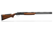 Benelli 828U 12 gauge 28in bbl, AA grade walnut, blue anodized receiver, progressive comfort 10702 10702