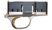 Blaser R8 Fire Control 2.5 lb trigger pull Grey with Gold Trigger - Blaser R8 Fire Controls