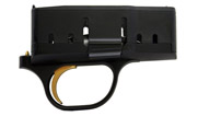 Blaser R8 Fire Control 2.5 lb trigger pull Black with Gold Trigger - Blaser R8 Fire Controls