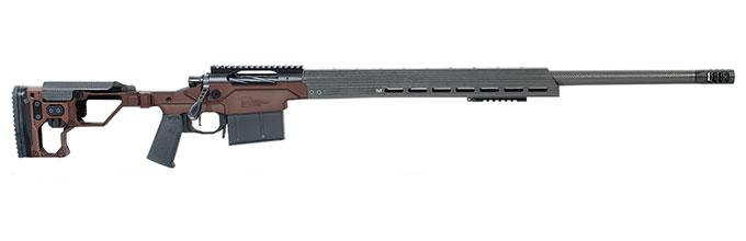 "Christensen Arms Modern Precision Rifle 300 Win Mag Bolt Action Rifle, 26"" Barrel, Desert Brown Anodized Finish - Christensen Arms 801-03010-00"