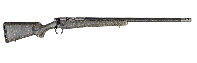 "Christensen Arms Ridgeline 300 PRC Bolt Action Rifle, 26"" Barrel, Stainless Finish - Christensen Arms 801-06053-00"