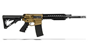 "Christensen Arms Carbon Fiber-Wrapped 223 Wylde 16"" 1/8, Mid Piston, Keymod Handguard, Burnt Bronze, CTR Magpul Stock, Ti Flash Hider CA10153-1235254