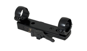 "Contessa Quick Tactical Detachable Mount Picatinny Rail 1"" (.68 Inch / 17.5 mm Height) Rings. MPN SBP01-SP05