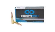 DTM 6.5CM 140GR PTS Match Ammunition Case 400 RDS