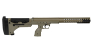 Desert Tactical Arms SRS A1 Rifle Chassis left Hand FDE with Monopod DT-SRS.SFFM00L DT-SRS.SFFM00L