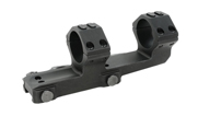 "ERA-TAC One-Piece Ultra Short Extended Mount with Levers 34mm tube 20 MOA 37mm-1.46"" high T1001-298A"