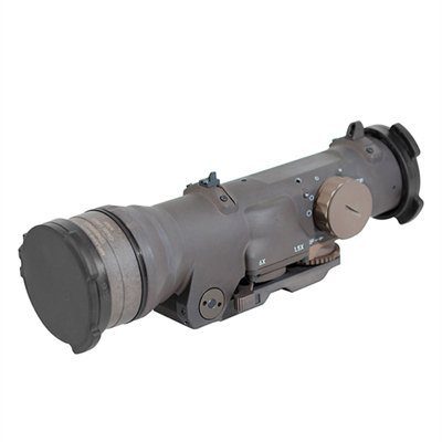 Elcan SpecterDR Optical Sight DFOV156-T2 1.5-6x 7.62x51 FDE