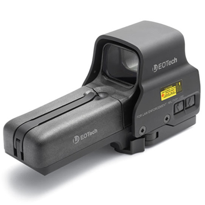 EOTech 518-2 Holographic Sight 68 MOA circle reticle with (2) 1 MOA dots 518-2.  Like New|518-2