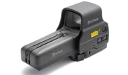EOTech Holographic Sight  AA battery; QD mount, units with buttons located on left side of unit,reticle pattern with 65 MOA ring and 1 MOA dot 558.A65 Like New|558.A65