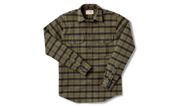 Filson Otter Green/Black Alaskan Guide Shirt 12006