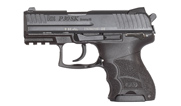 HK P30SKS Subcompact V3 DA/SA ambidextrous safety/rear decocking button two 10rd magazines 730903KS- 730903KS-A5