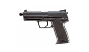 HK USP-Tactical V1 45 ACP black with 10 round magazine 704501T 704501T