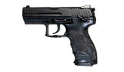 HK P30S V3S DA/SA with rear decock and ambi safety 40 S&W  black with 2x 13 round magazines 229846 HK-M734003S