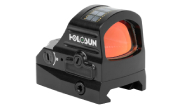 Holosun HE407C-GR-X2 Green 2MOA Dot Only Open Reflex Sight with Solar Failsafe and Shake Awake - HE407C-GR-X2