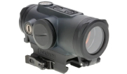 Holosun HE530G-GR Titanium Green Multi-Reticle Circle Dot 30mm Reflex Sight with Shake Awake and QD Mount HE530G-GR